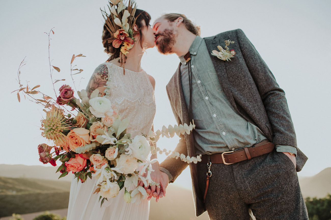 Vintage Rustic Wedding
