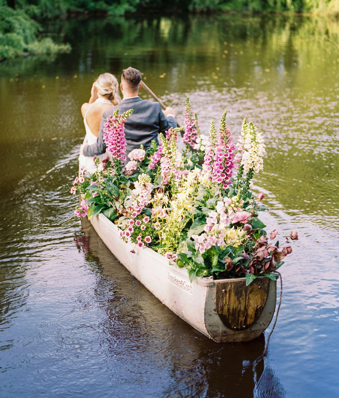flower boat ride