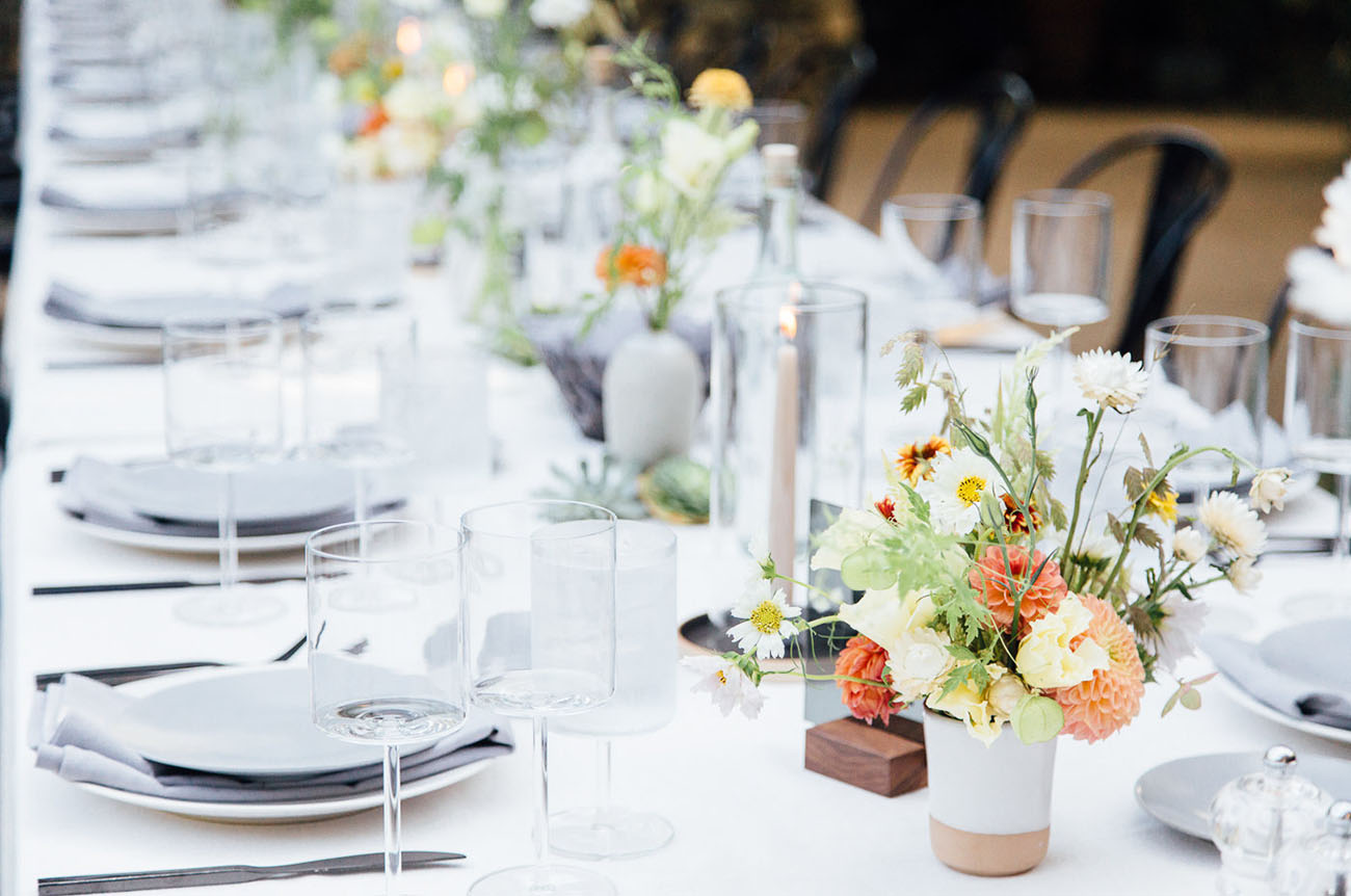 Vibrant Carmel Valley Wedding