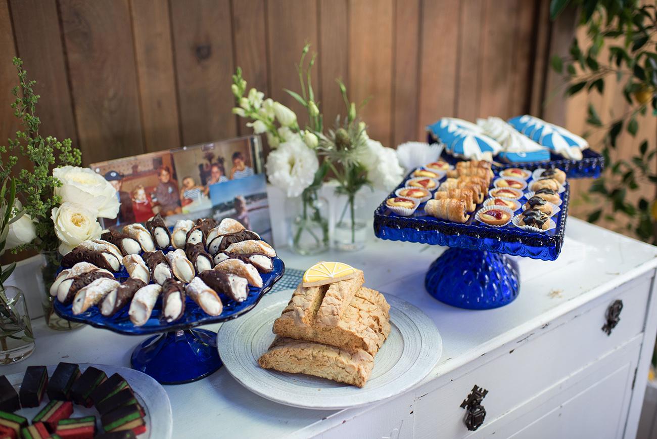 Show Me Your Mumu Baby Shower Desserts