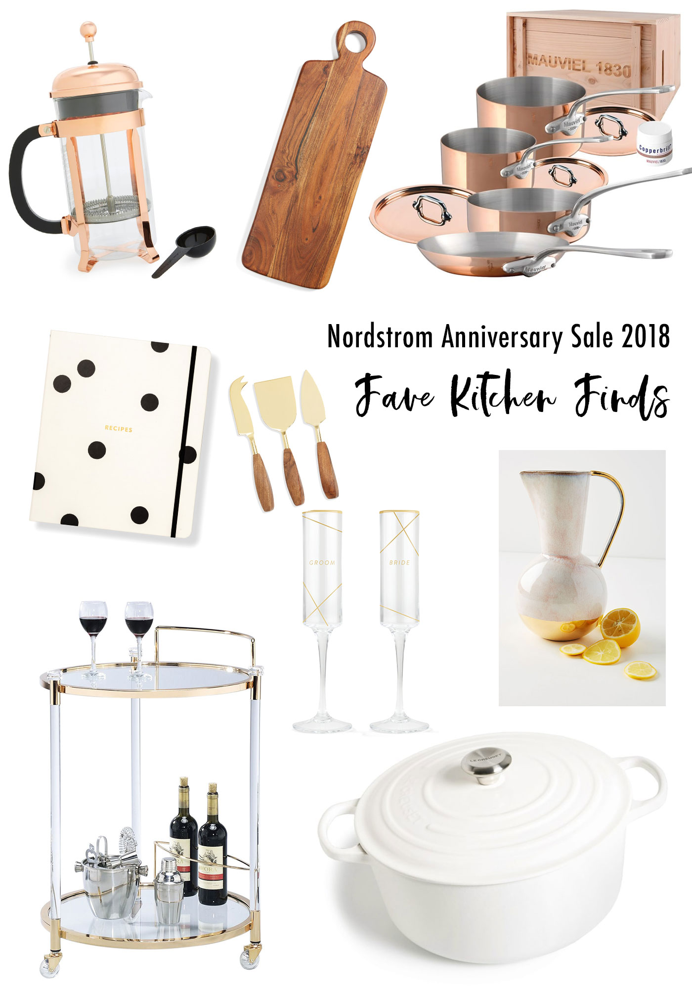 Top Kitchen Picks for the Nordstrom Anniversary Sale 2018