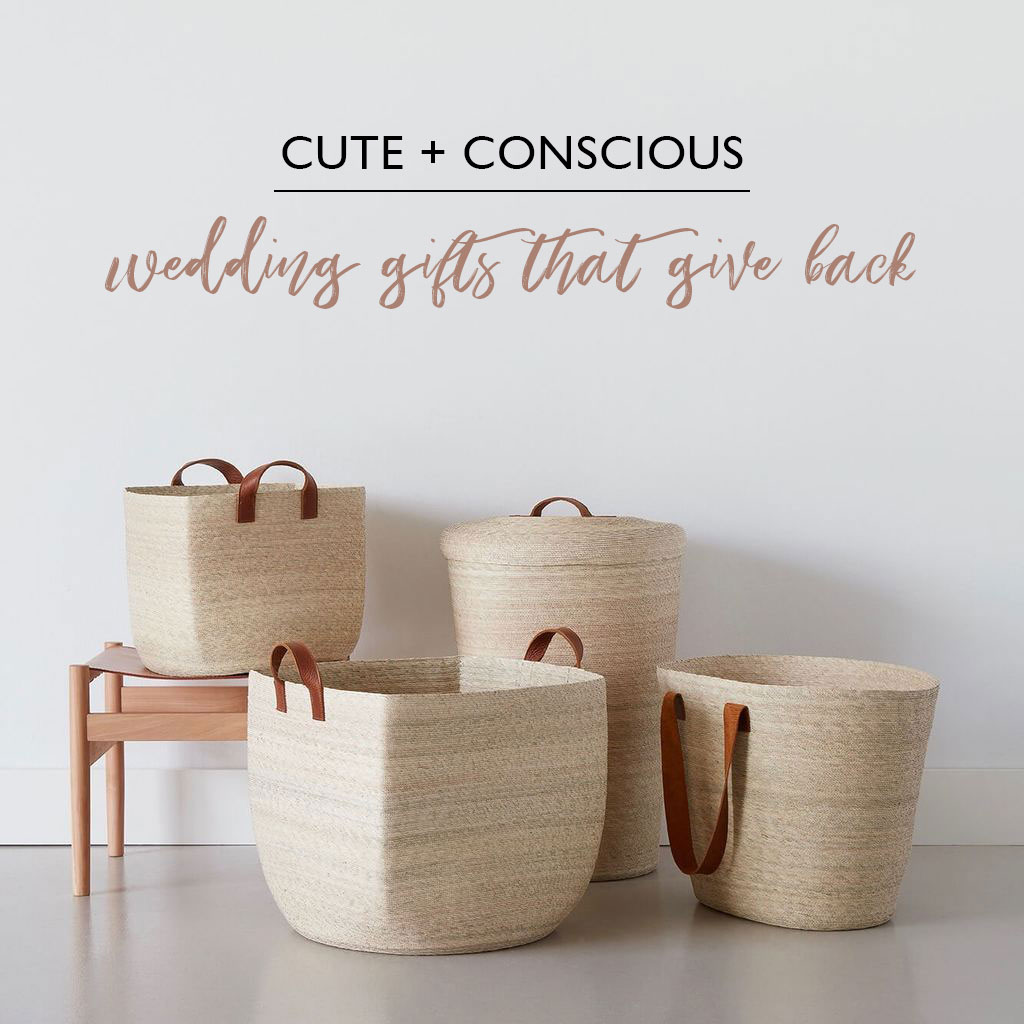 Mindful Gifts for Your Wedding