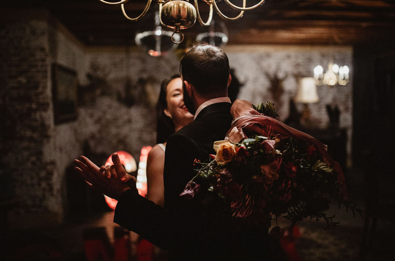 Free Spirited Elopement Inspiration