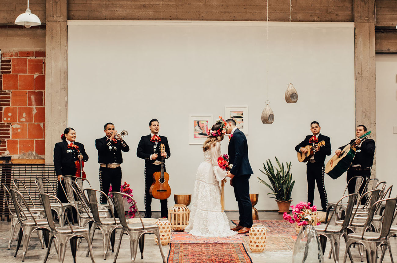 Bougainvillea Wedding Styled Shoot