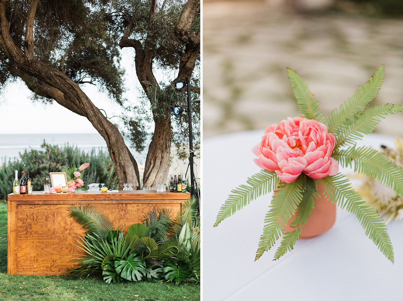Coastal Malibu Wedding