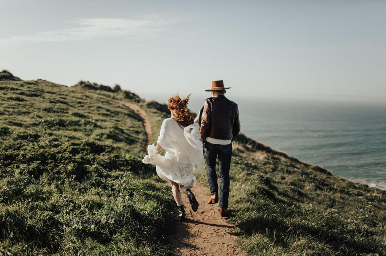 Coastal Couples Session