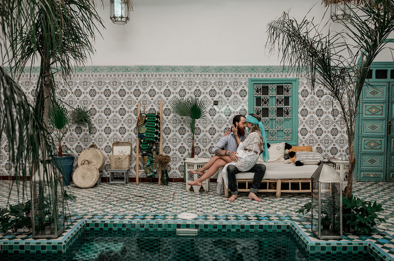 Marrakech Anniversary Session