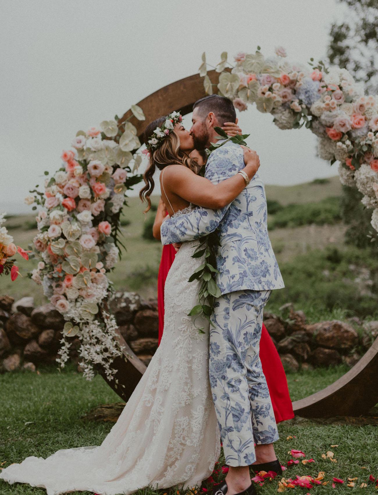 Big Island Hawaii Wedding