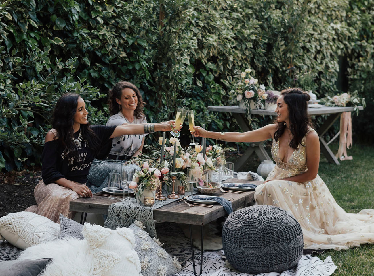Moon Child Bachelorette Inspiration
