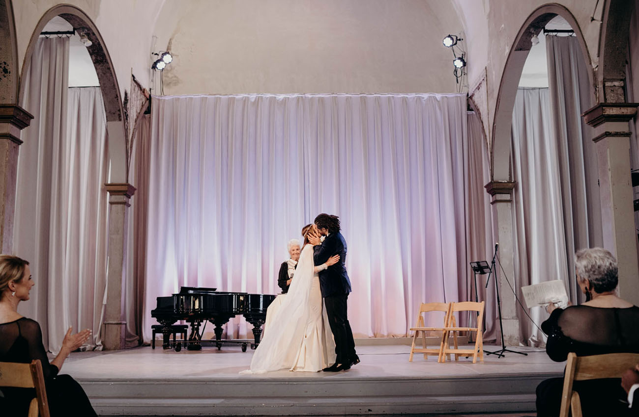 NOLA Marigny Opera House Wedding