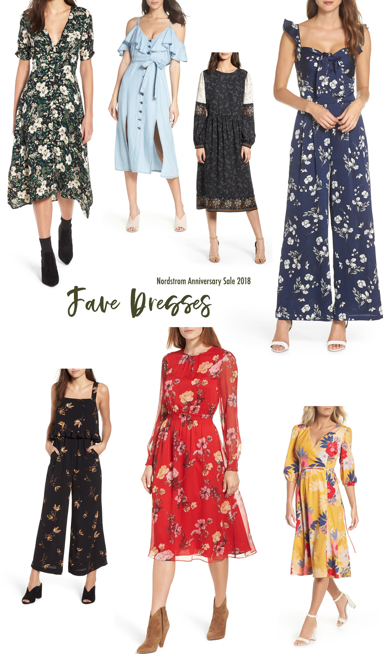 Fave Picks From The 2018 Nordstrom Anniversary Sale Which Starts