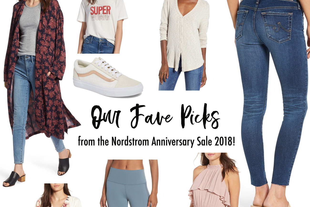 fave picks from the nordstrom sale 2018