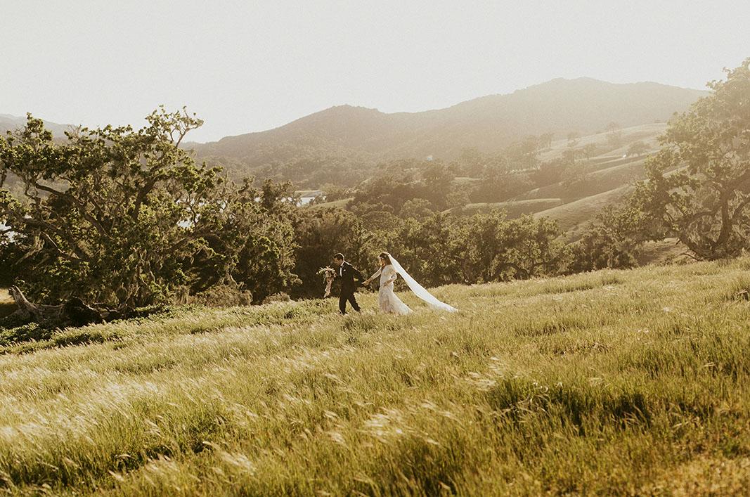 Santa Barbara Southwest Inspired Wedding