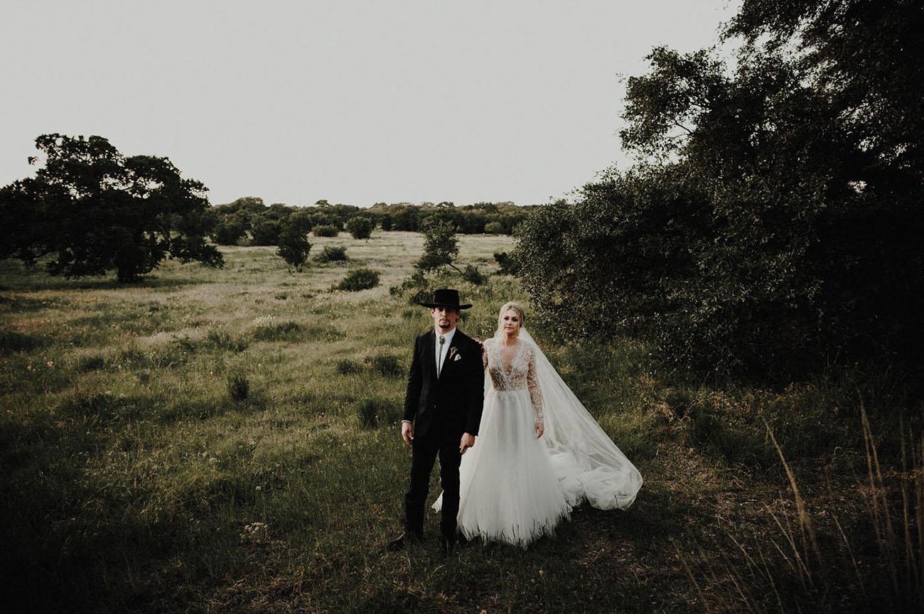 Wildflower Wedding in Austin