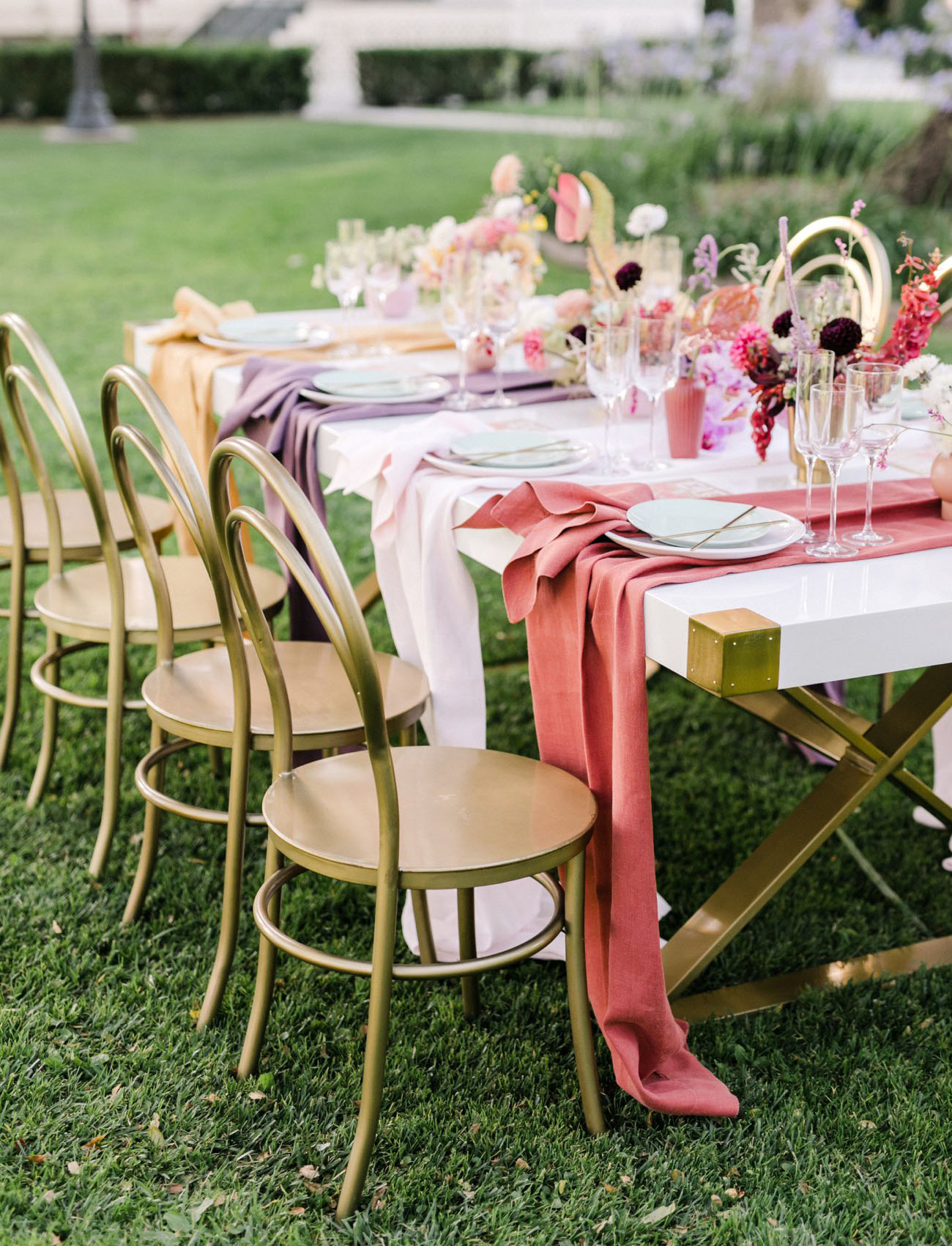 Summertime Wedding Inspiration