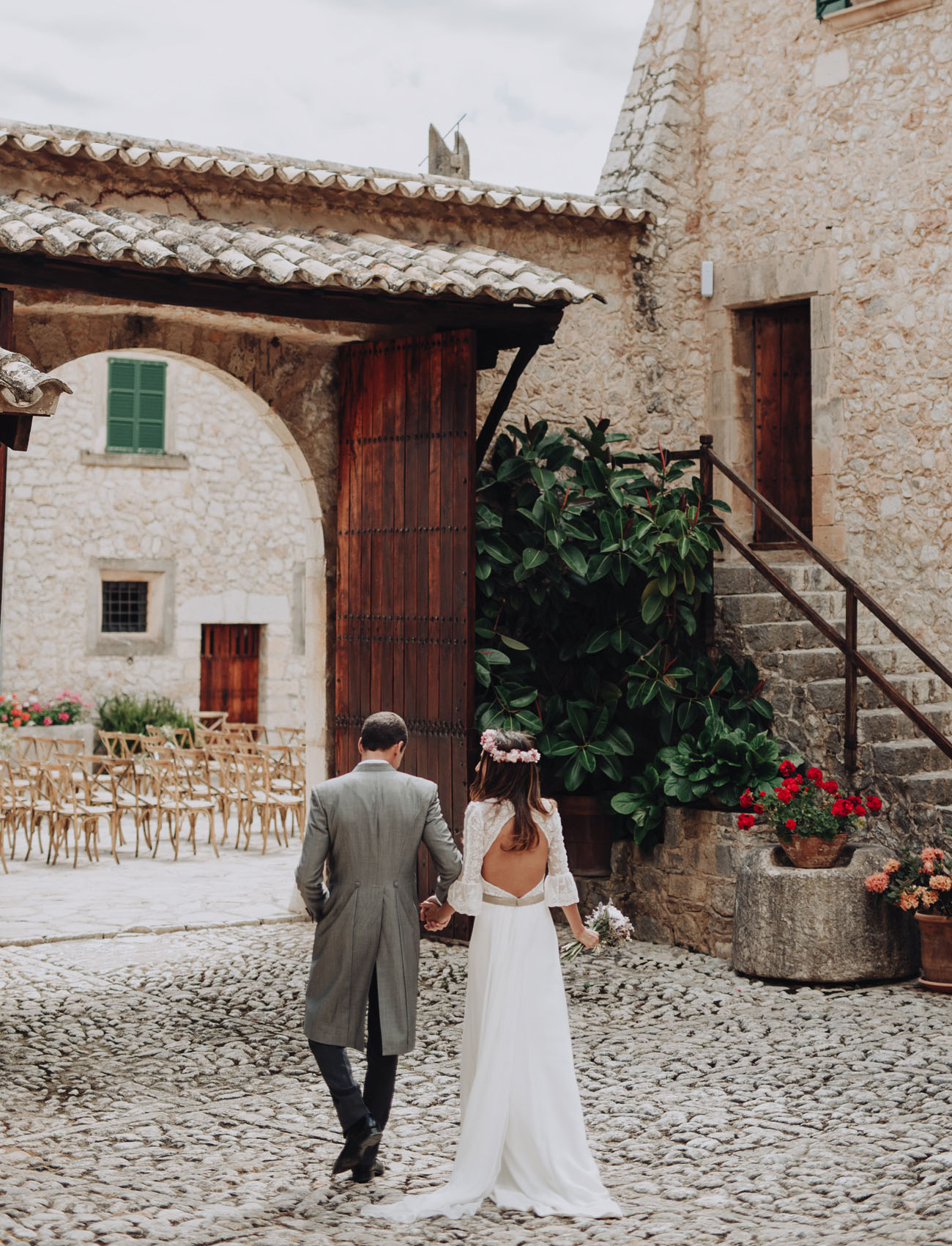 Rustic Mallorca Wedding