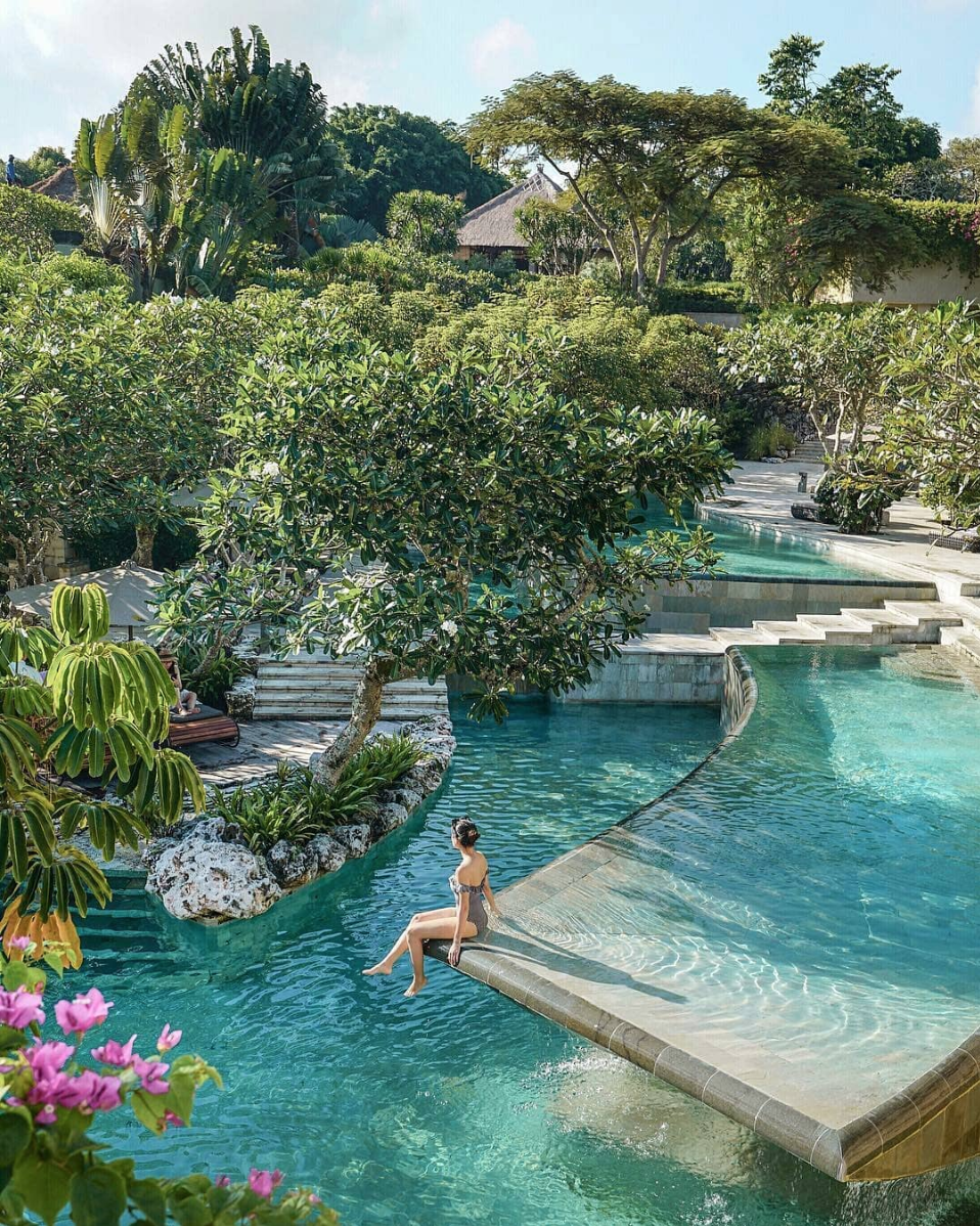 Dive In The Dreamiest Hotel Pools From Around The World