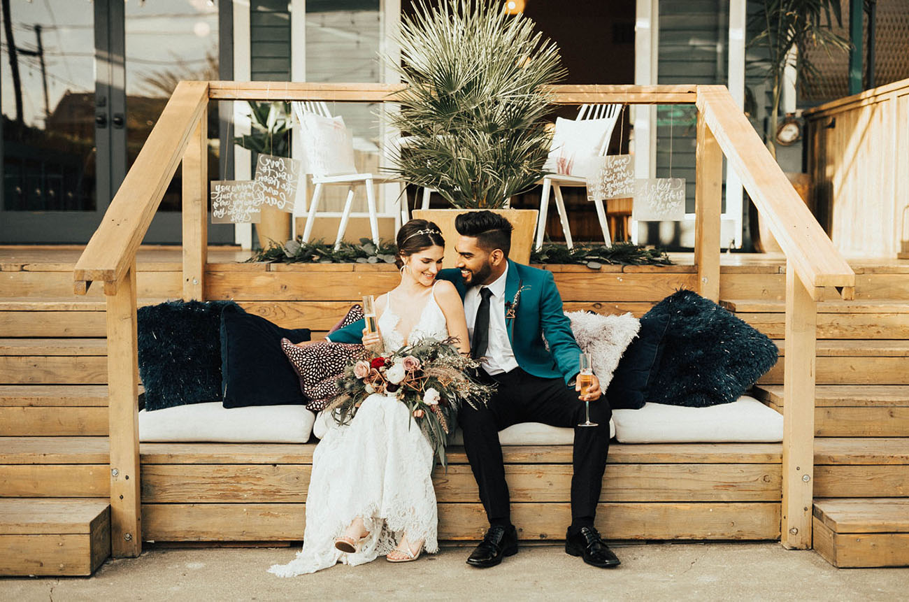 Across the Universe Wedding Inspiration