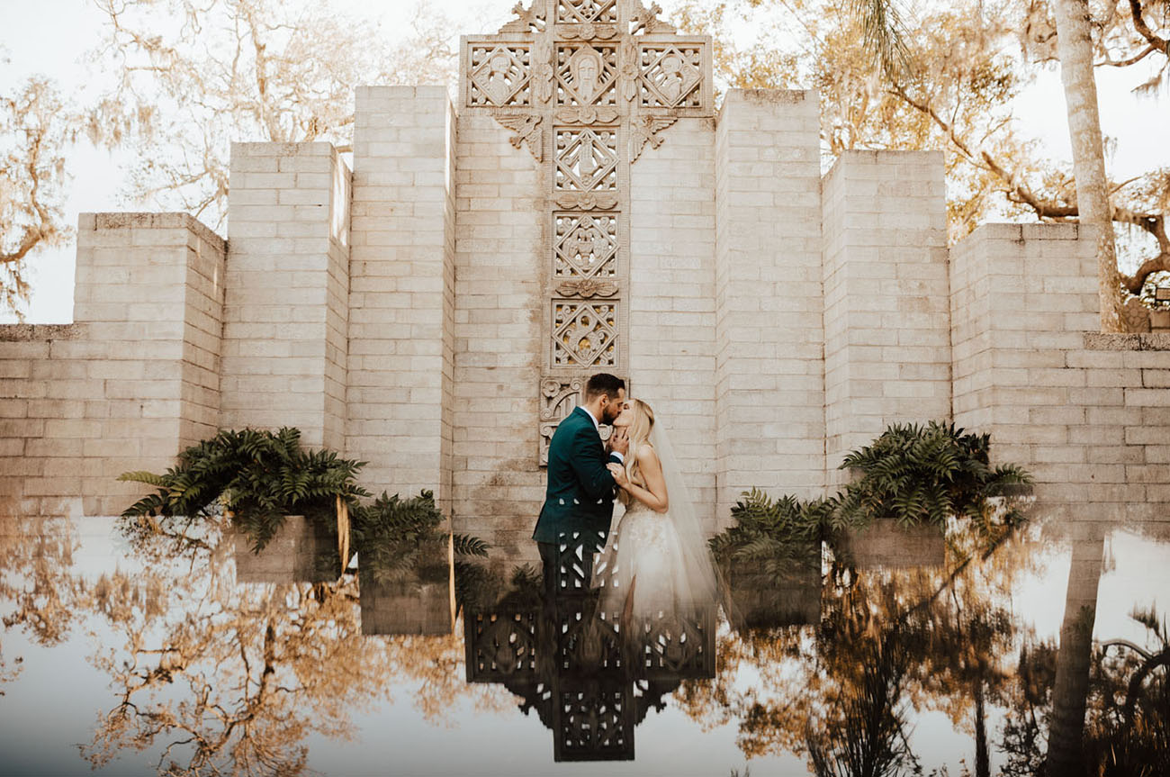 Historic Florida Art Center Wedding