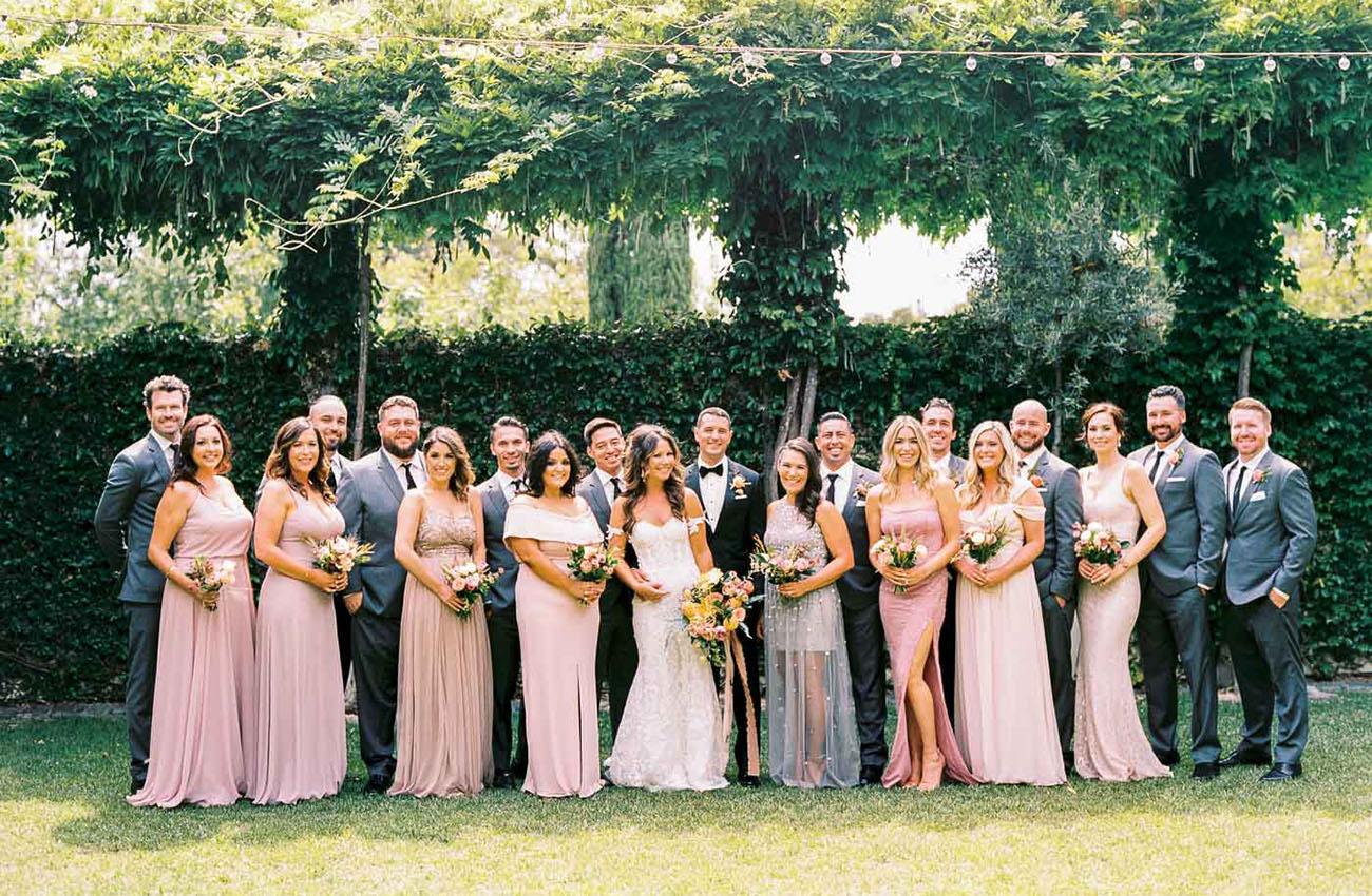 Modern Garden Wedding with Fresh Boho Flare  Green Wedding Shoes