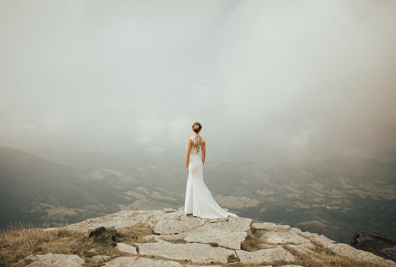 French Elopement in the Clouds