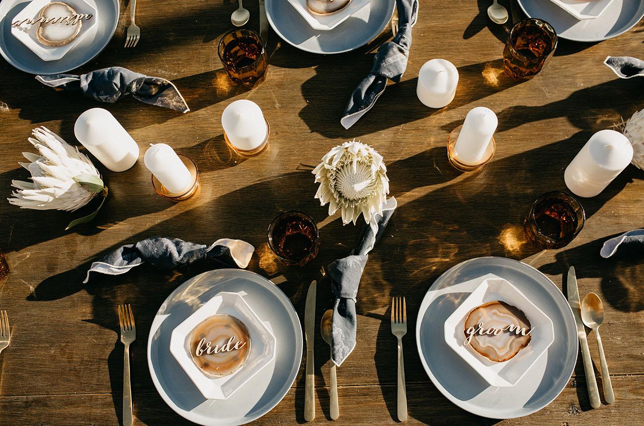 Intimate Colorado Wedding