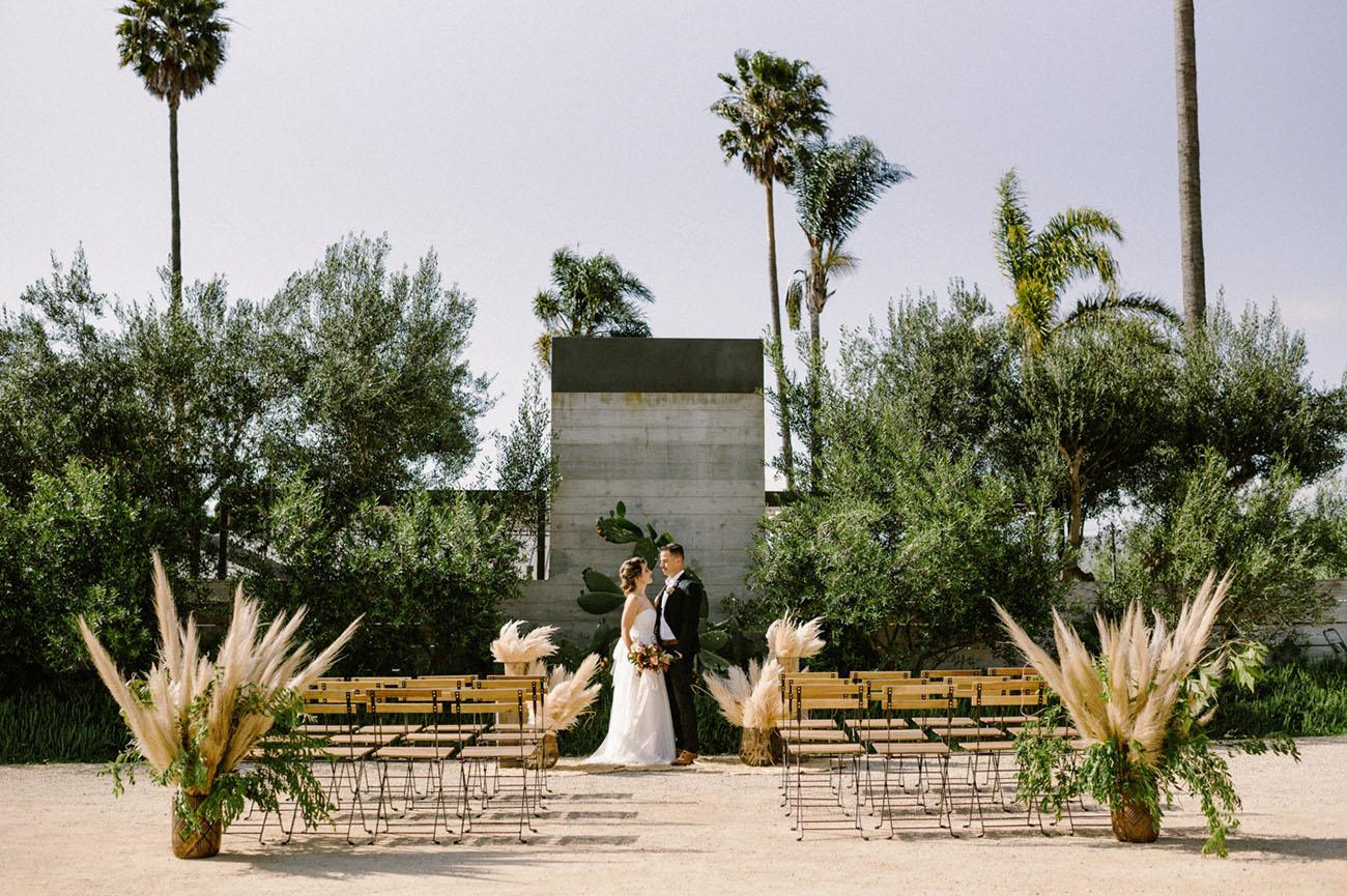 Fall Winery Wedding Inspiration