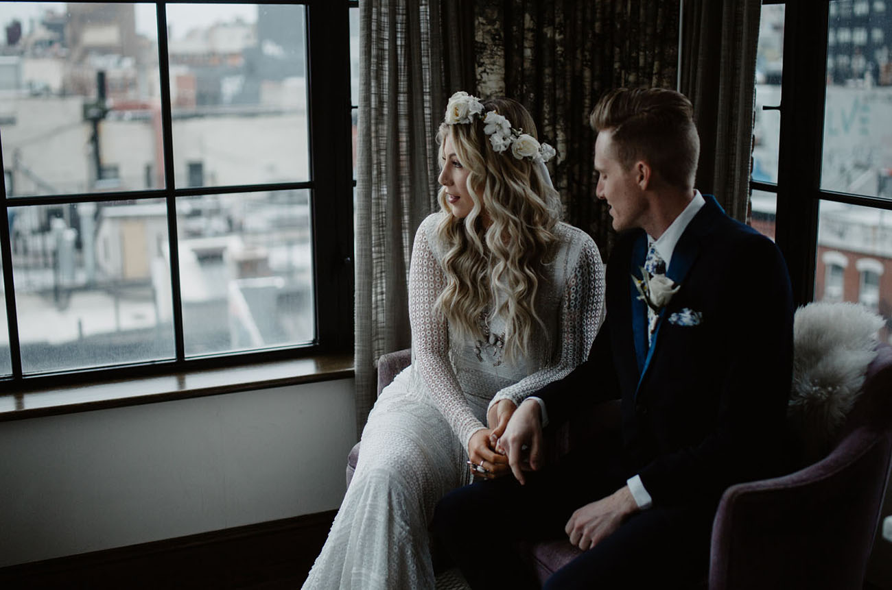 Intimate NYC Elopement