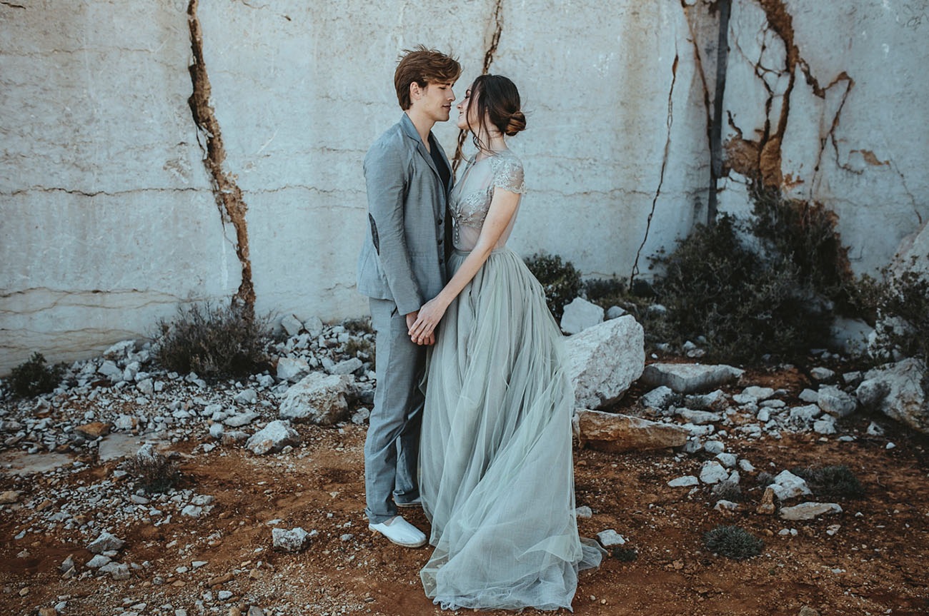 Spain Quarry Elopement