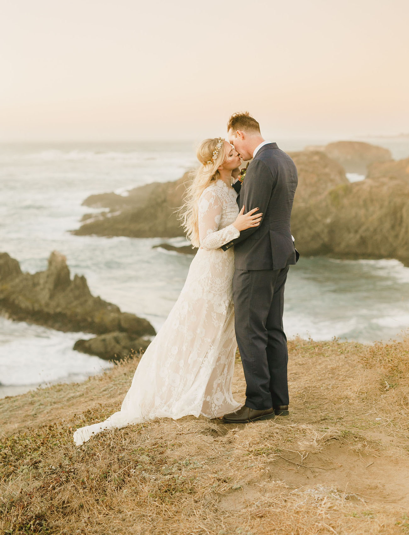 Magical Northern California Elopement