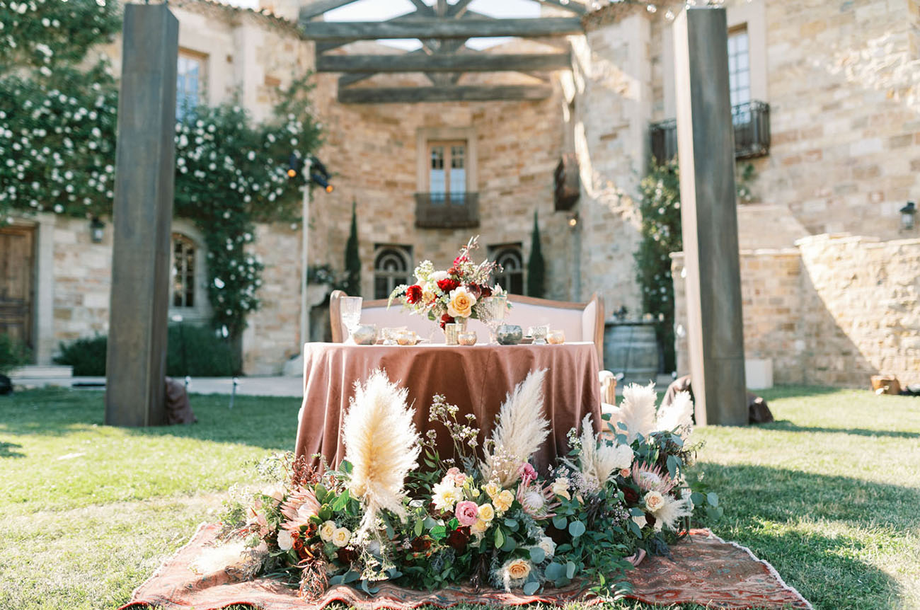 Sunstone Villa California Wedding