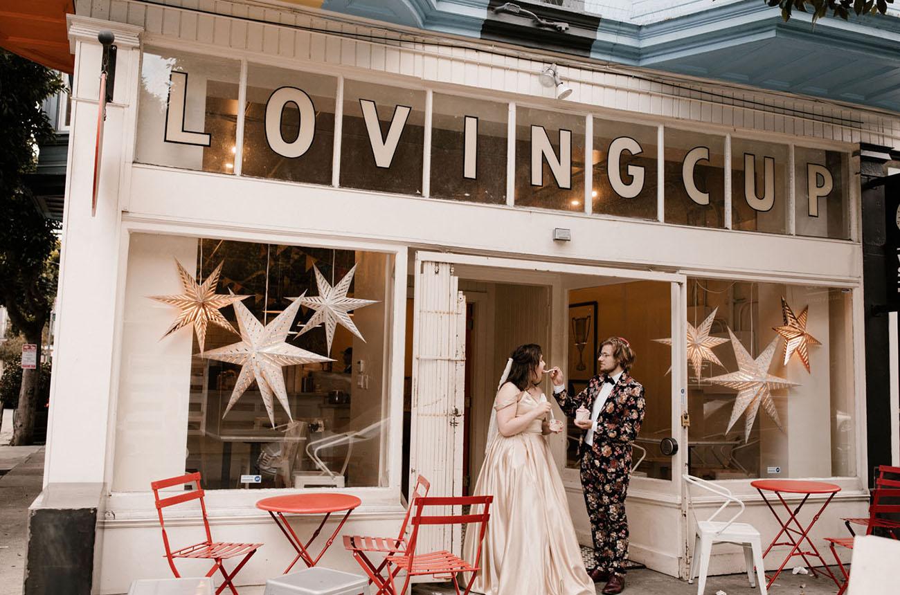 San Francisco Intimate Wedding