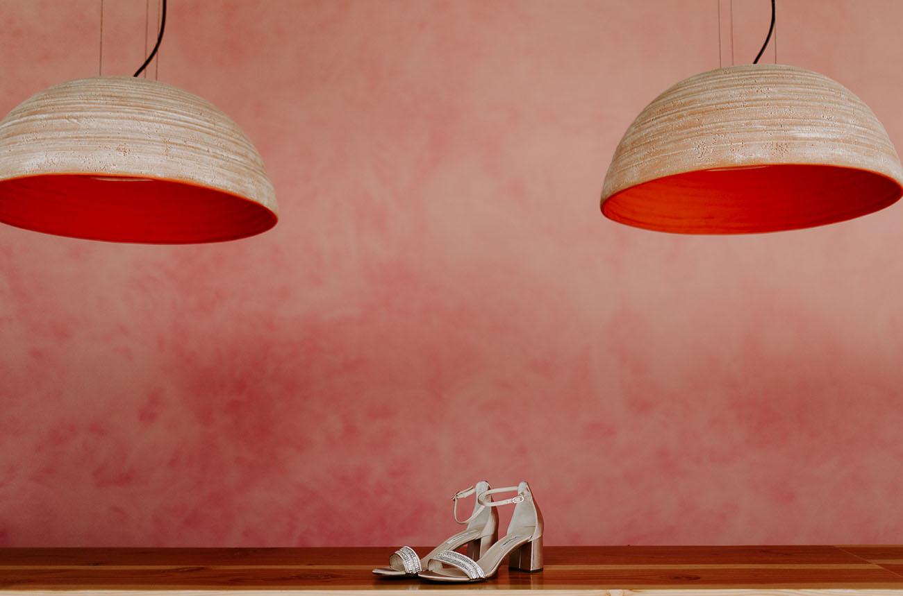 bridal heels