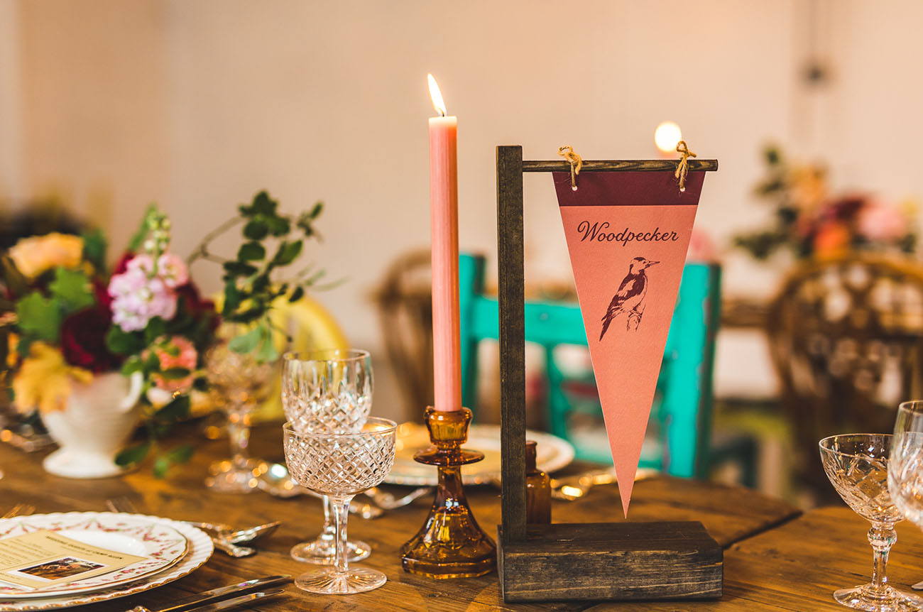 banner table numbers