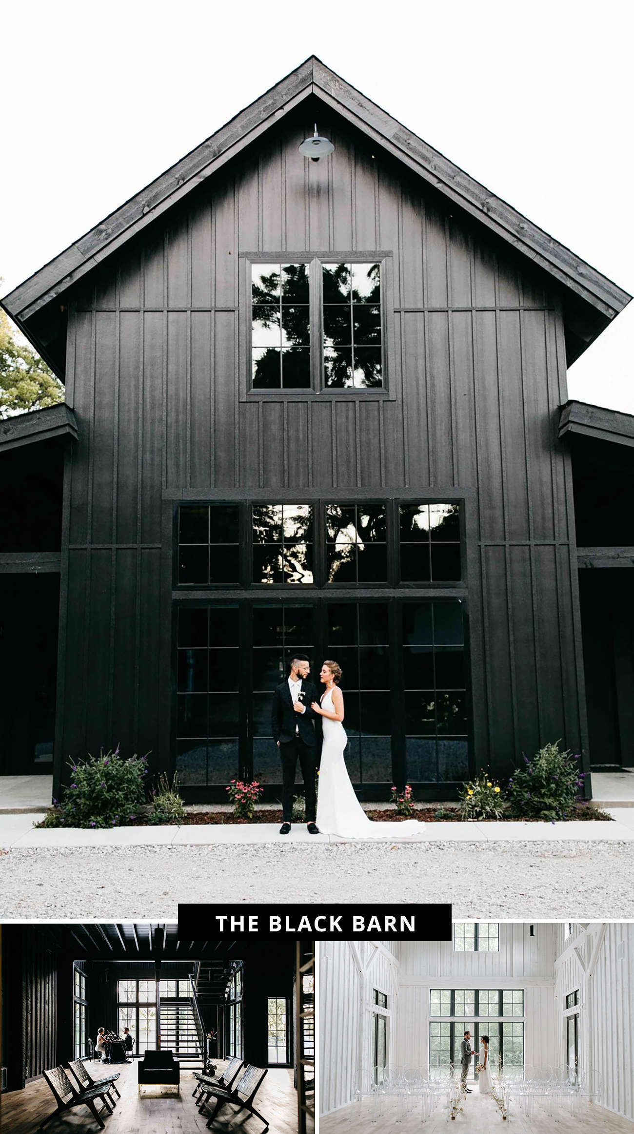 The 17 Coolest Barns To Get Married At In The United States