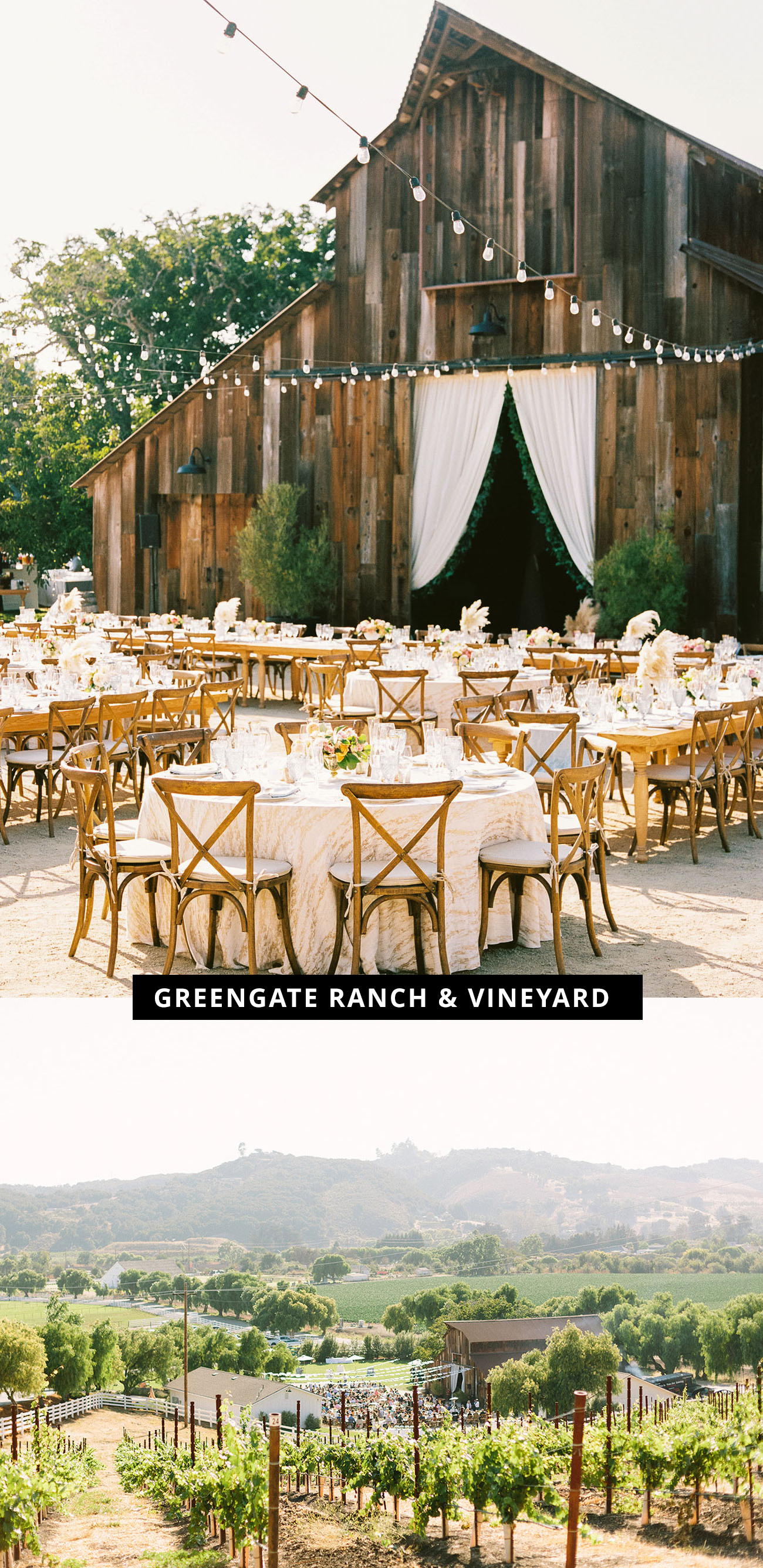539f7cd6ae4c The 17 Coolest Barns to Get Married At in the United States - Green ...