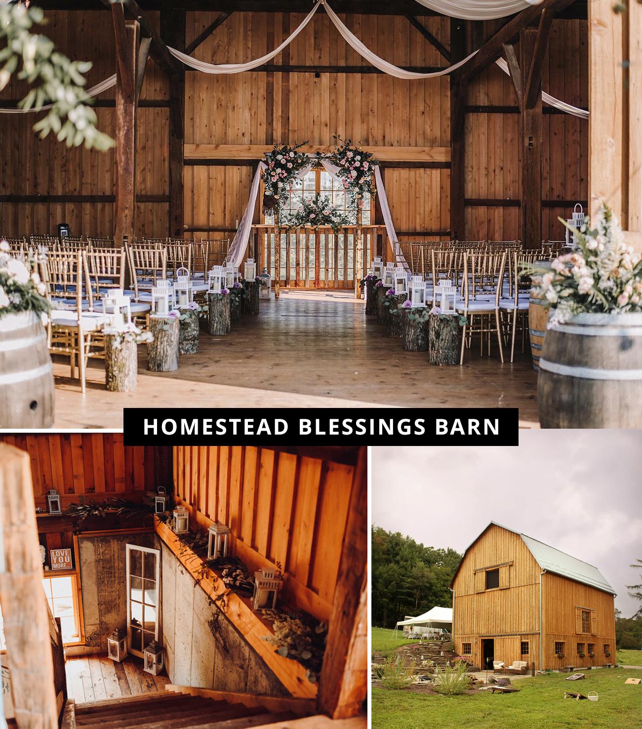 Homestead Blessings Barn