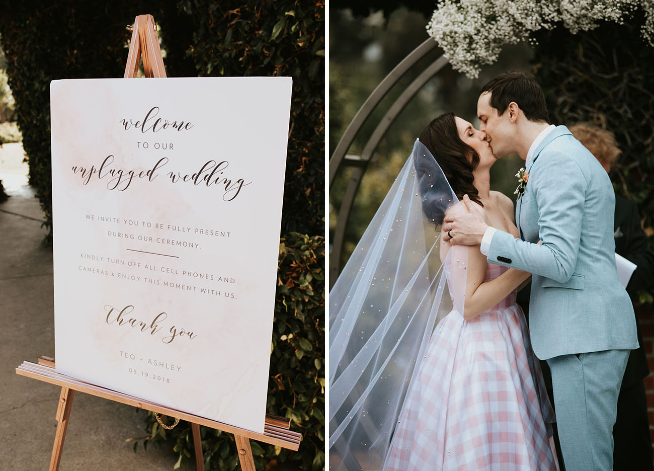 Constellation Inspired Wedding
