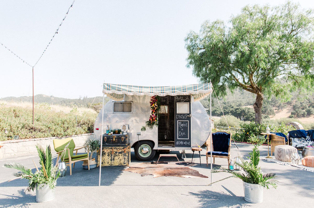 Boho Jungalow Wedding
