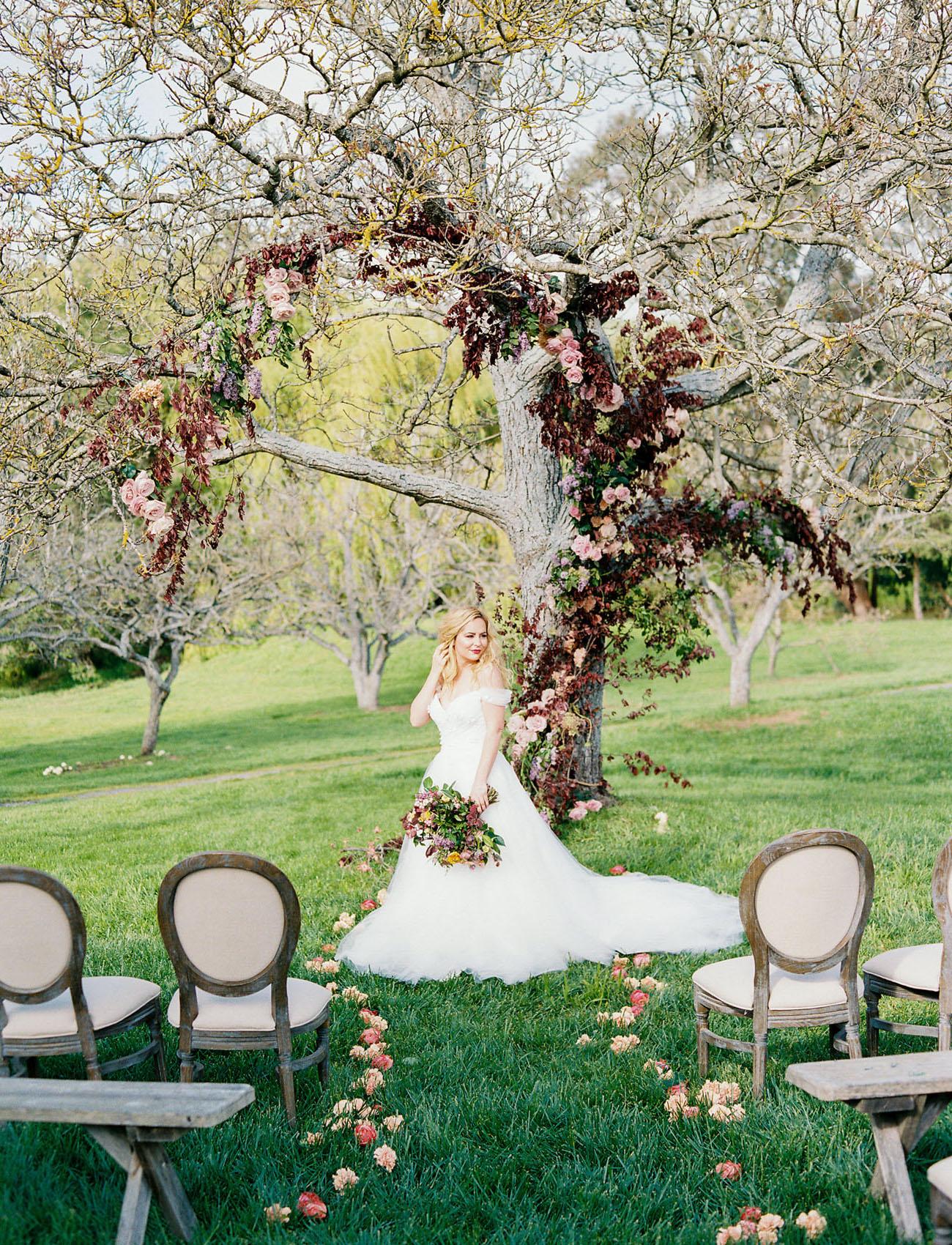 Edgy Romantic Wedding Inspiration