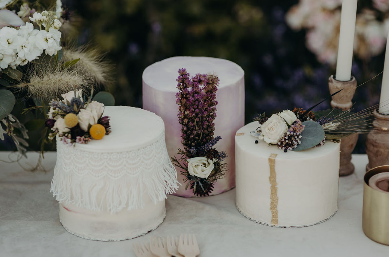 Wedding Cakes Tacoma Area