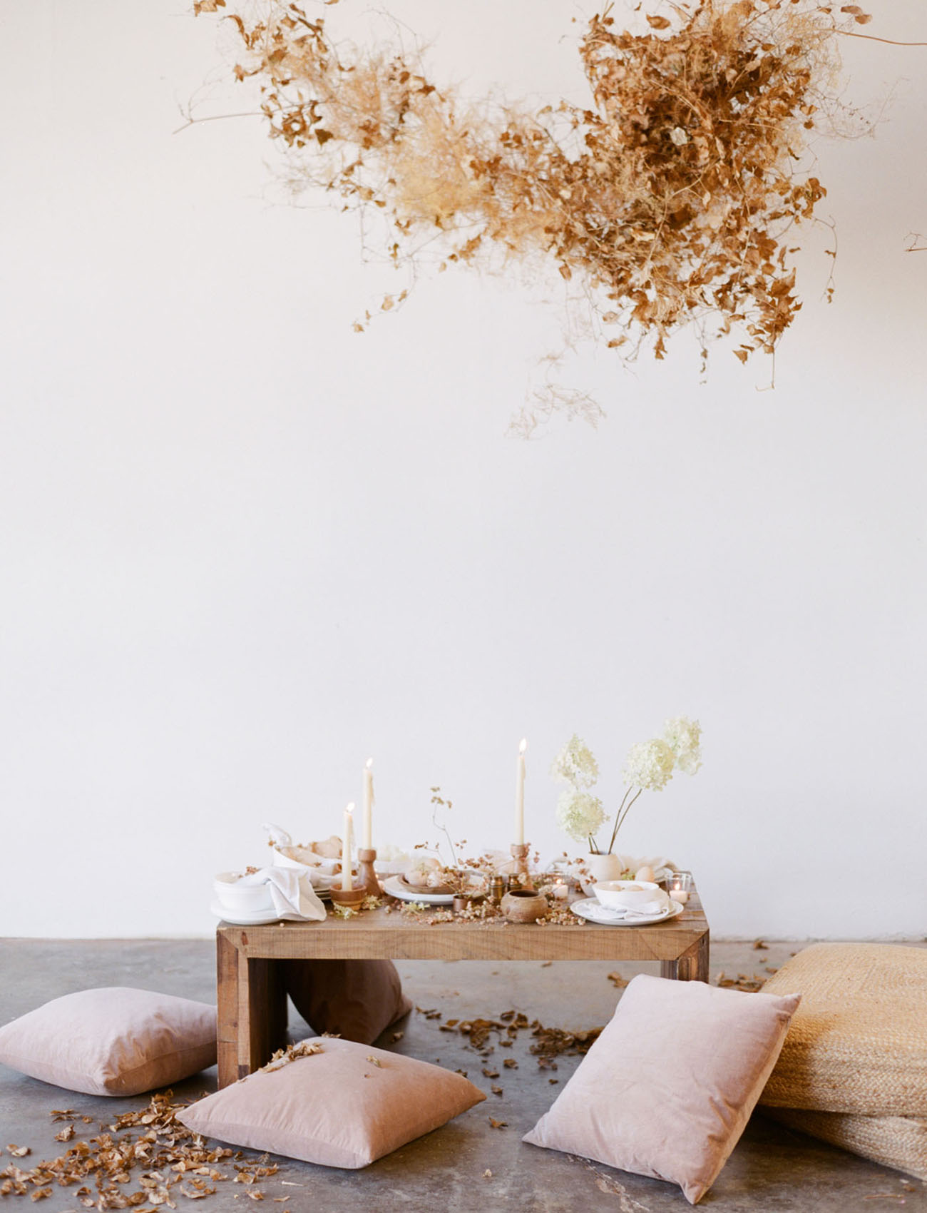 Summer into Autumn Wedding Inspiration