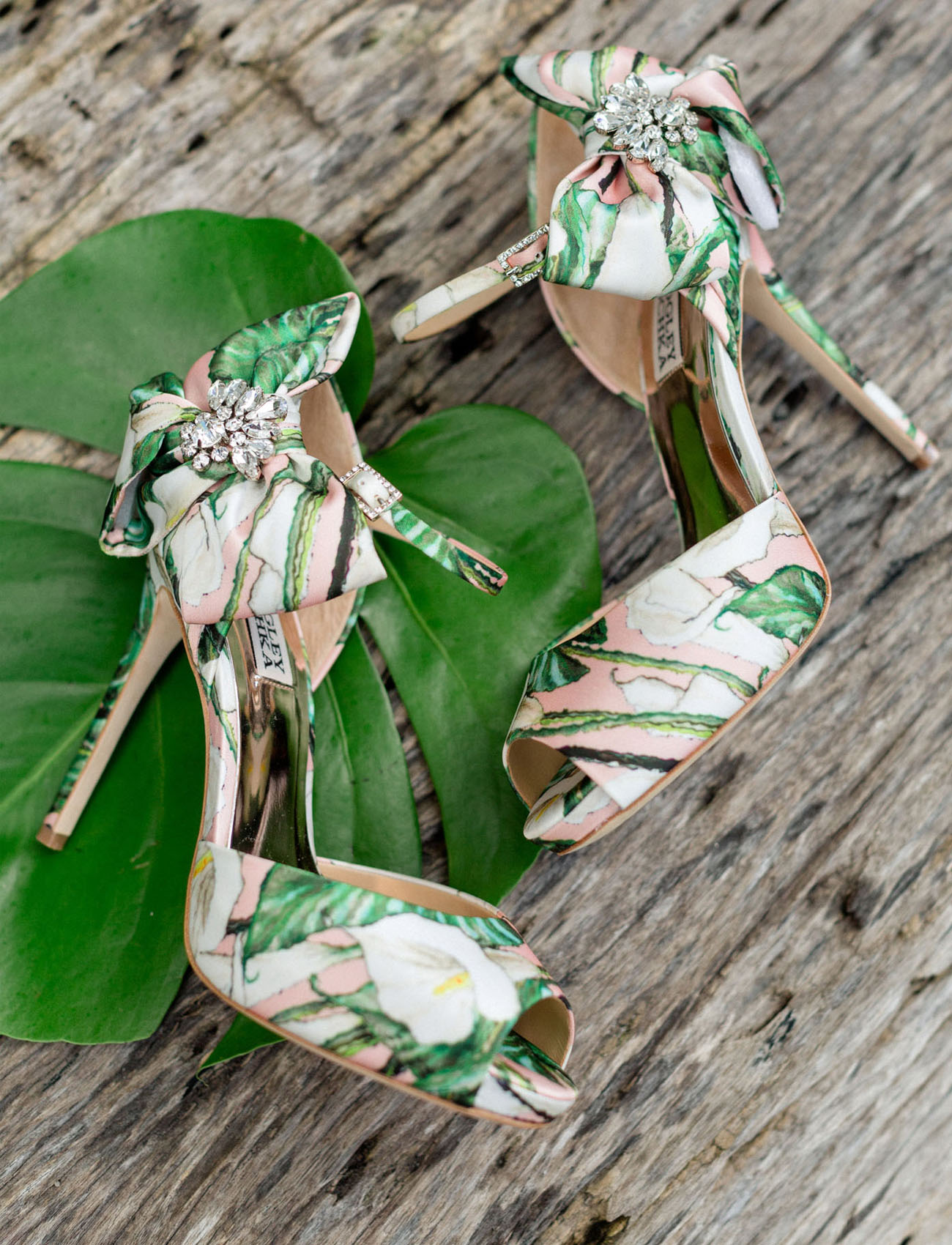 tropical heels