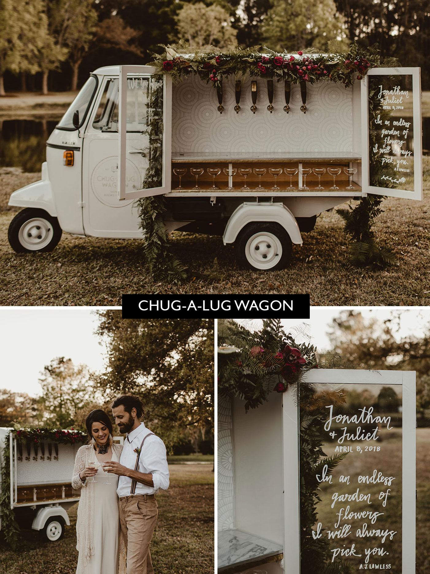 Chug-a-Lug Wagon