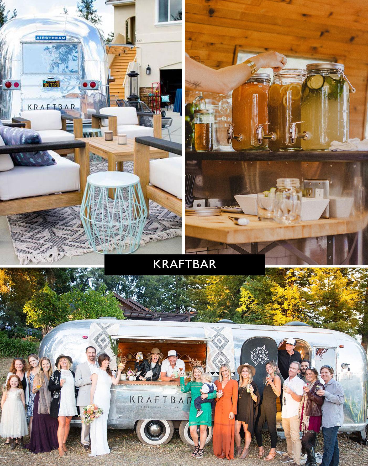 Kraftbar Mobile Bar