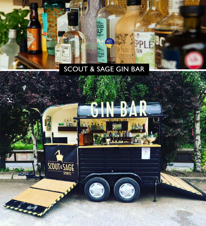 Scout & Sage Gin Bar