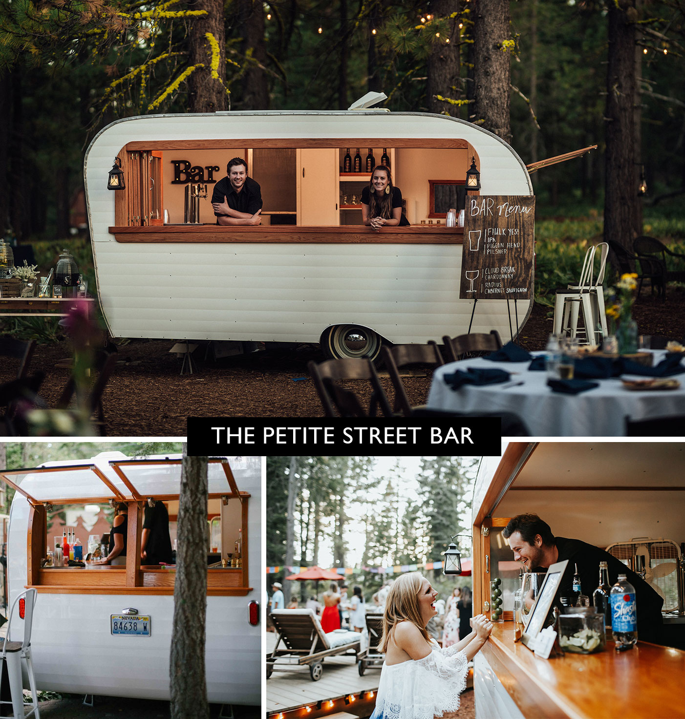 The Petite Street Bar