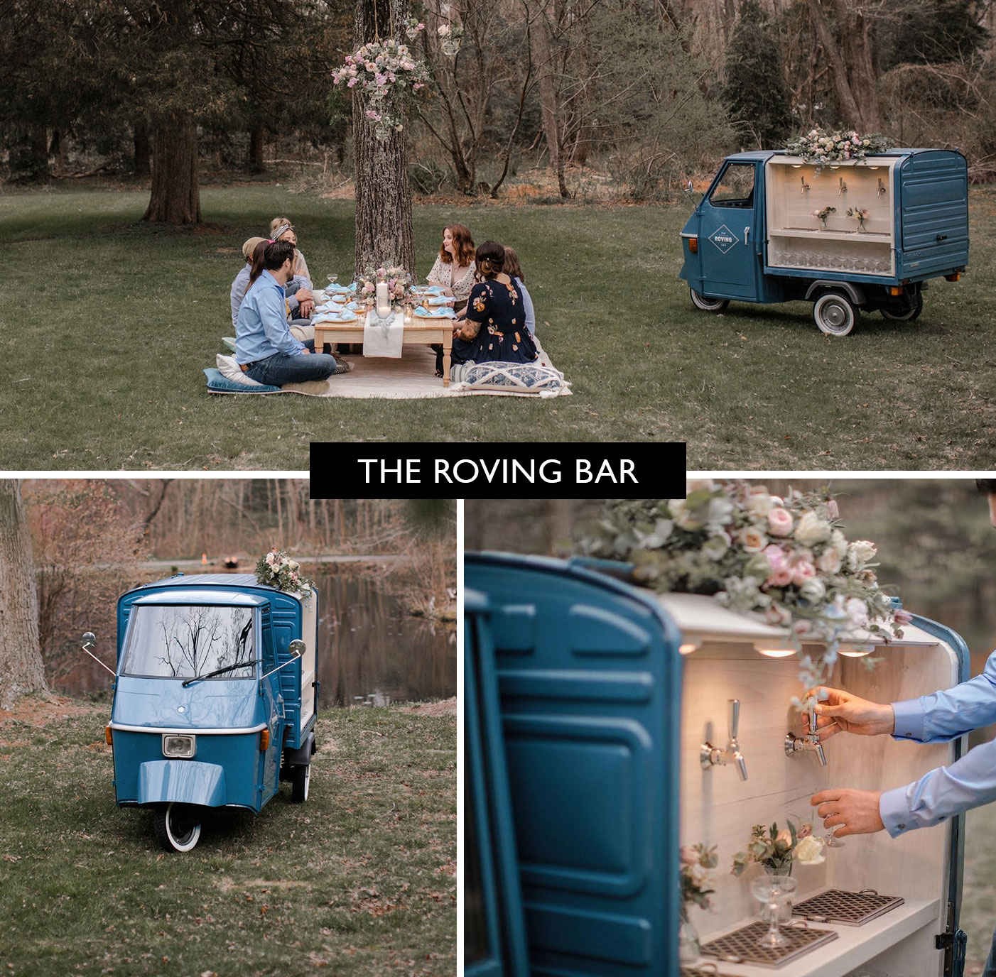 The Roving Bar Mobile Bar