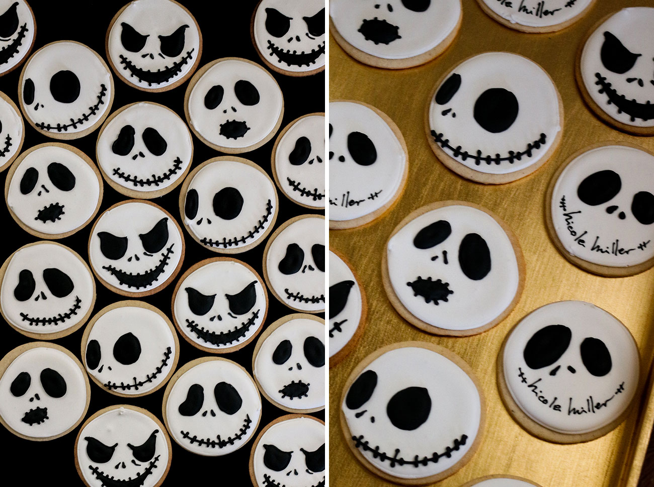 Jack the Pumpkin King Cookies by bijou's sweet treats