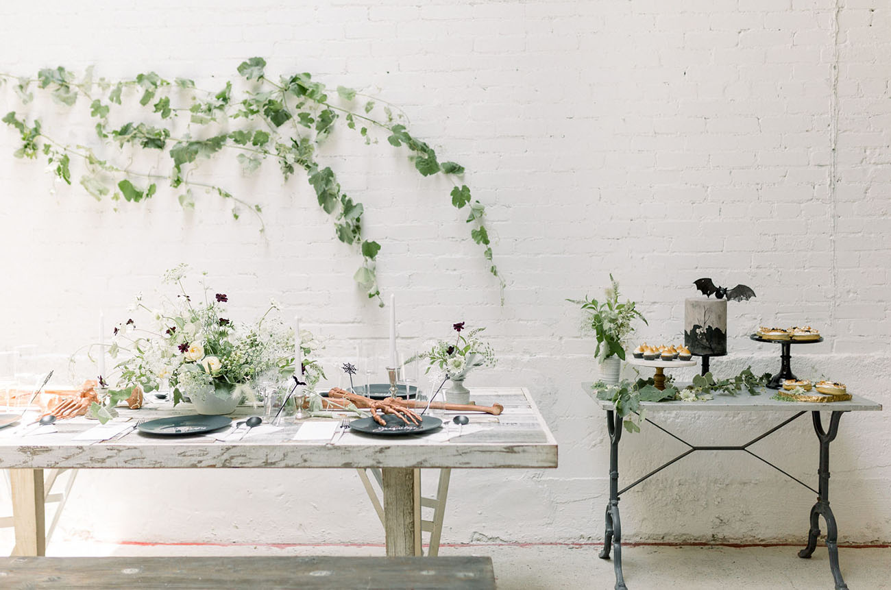 Halloween Tablescape Inspiration